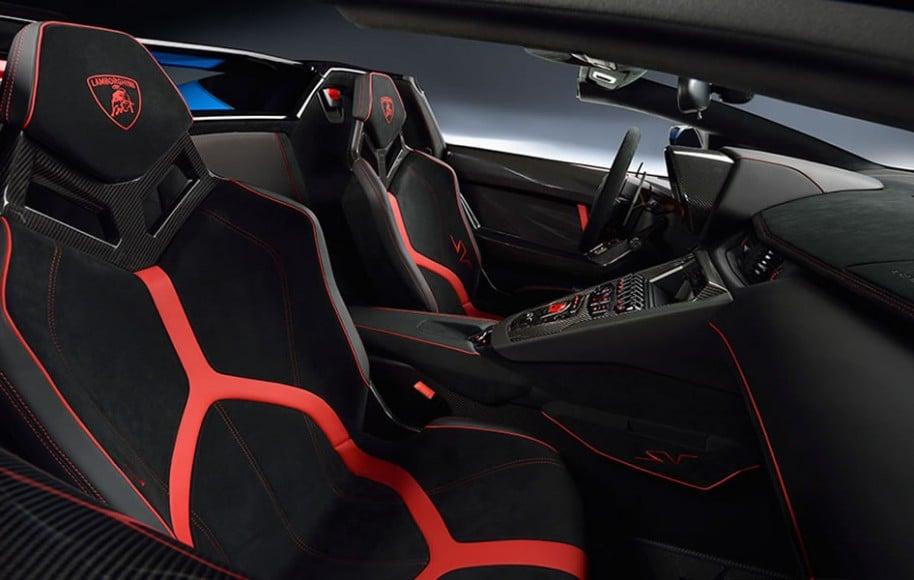 2016 Lamborghini Aventador Superveloce Roadster 5