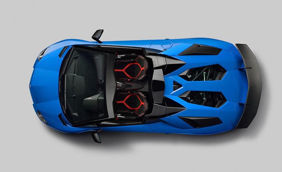 2016 Lamborghini Aventador Superveloce Roadster 6