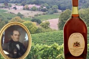 210-year-old bottle of cognac on sale