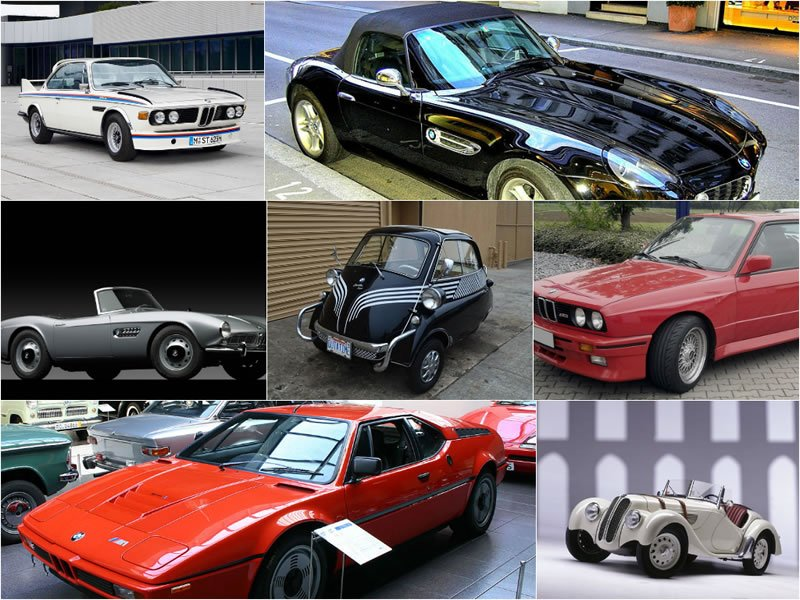 The Most Iconic BMW Cars Of All Time Luxurylaunches - All bmw