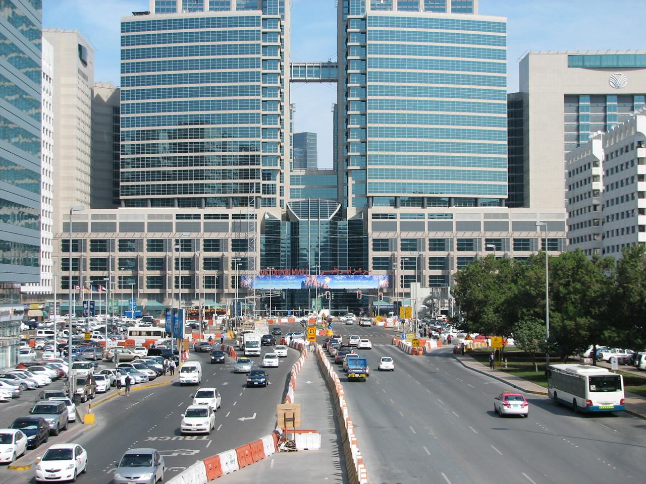 Abu Dhabi Mall Abu Dhabi 1