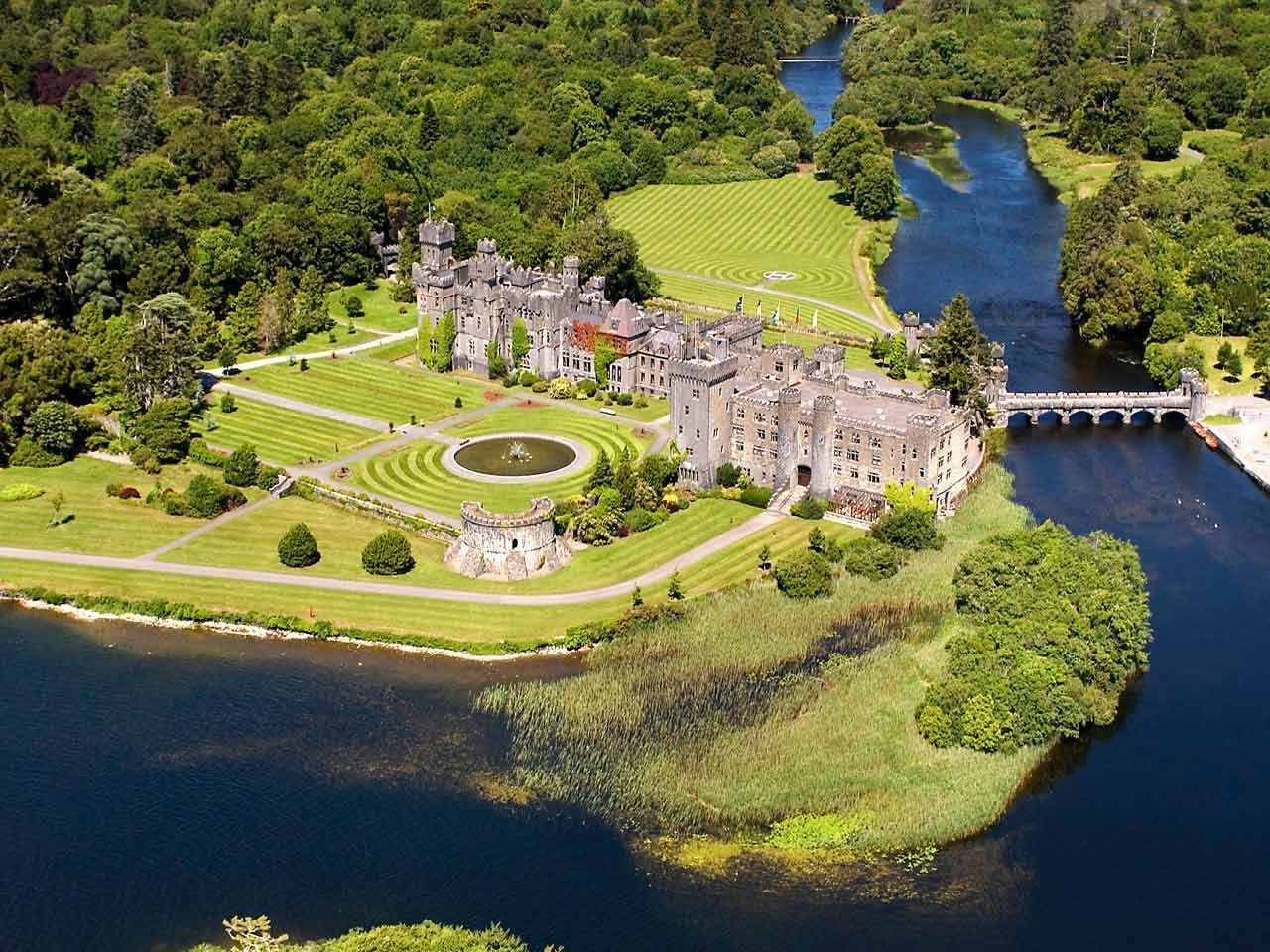 Top 9 castle hotels in the world according to Tripadvisor ...
