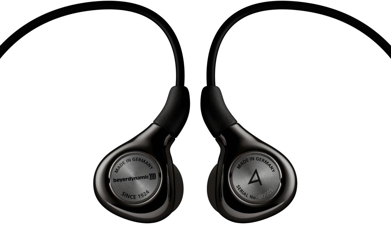 Astell & Kern Ti8e earphones-2