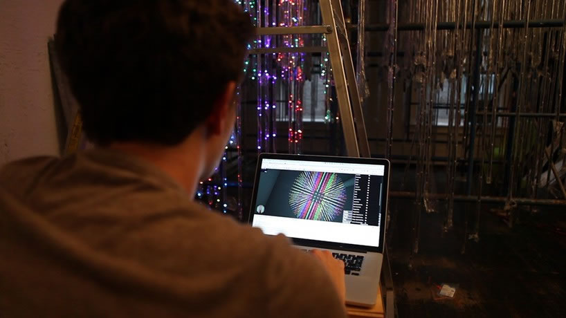 B-Reel Creative designs a responsive LED 3