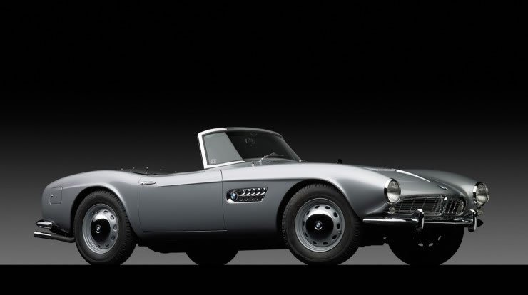 Claim To Fame: The Legendary BMW 507 Roadster Needs No Introduction. Many  Consider It As One Of The Most Beautiful Cars To Be Produced In Germany.