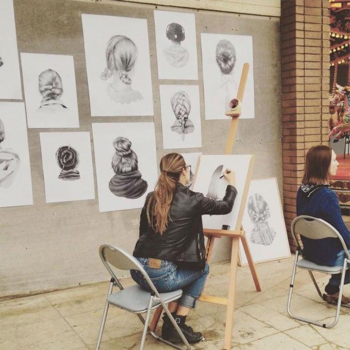 Banksy opens Dismaland 8
