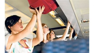 British Airways reduces hand luggage allowance 1