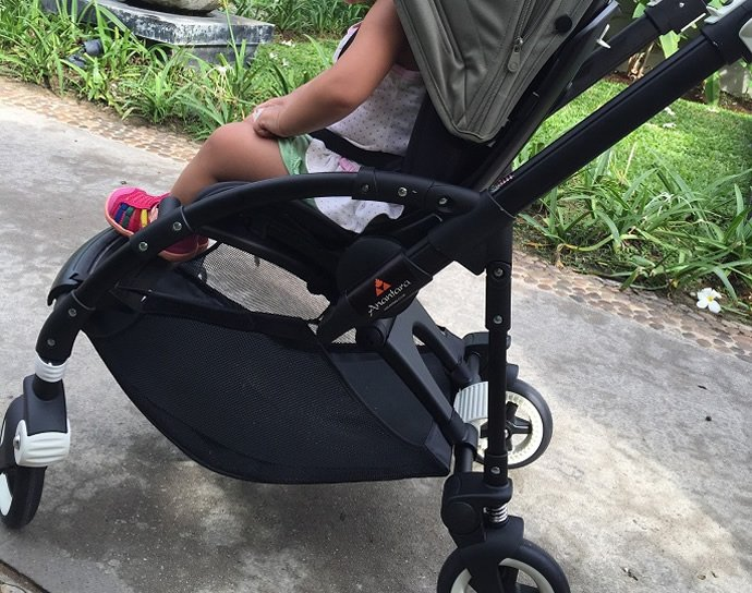 Bugaboo Bee3 strollers at Anantara Vacation Club Phuket Mai Khao (3)