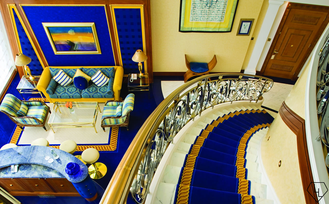 Burj Al Arab - Club Suite1