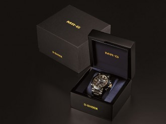 Casio new G-SHOCK MR-G Basel Limited Edition  (2)