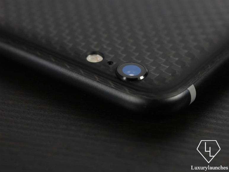 Coultury Carbon Fiber Black Label iPhone 6 (3)