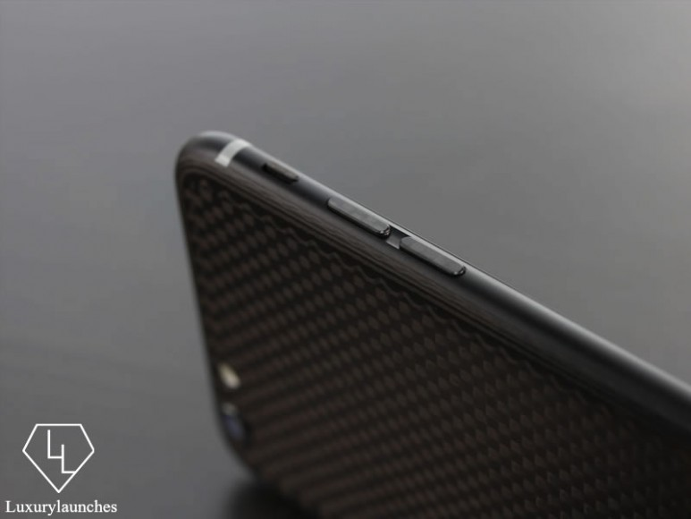 Coultury Carbon Fiber Black Label iPhone 6 (5)