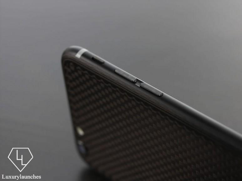 Coultury Carbon Fiber Black Label iPhone 6 (5)