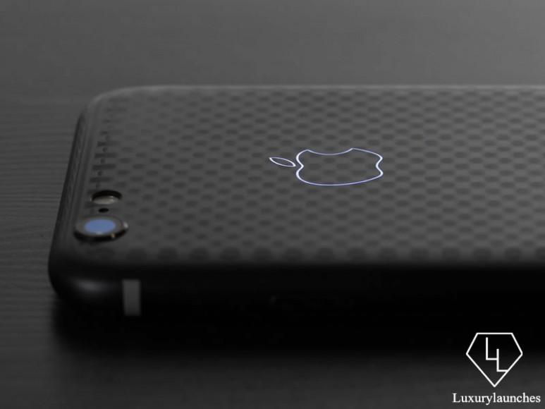 Coultury Carbon Fiber Black Label iPhone 6 (6)