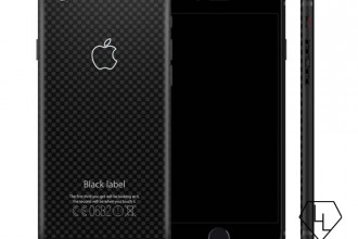 Coultury Carbon Fiber Black Label iPhone 6 (9)