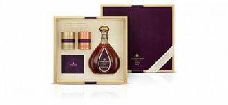 Courvoisier Cognac gift set 1