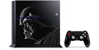Darth Vader PS4 edition