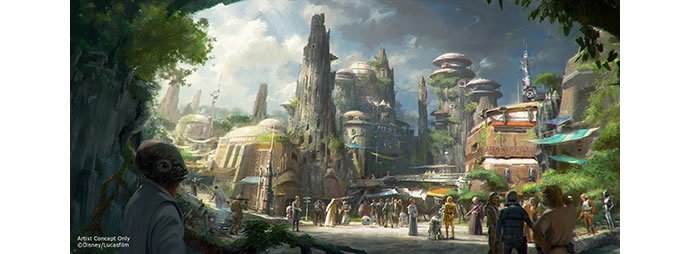Disney Star Wars-themed parks 3