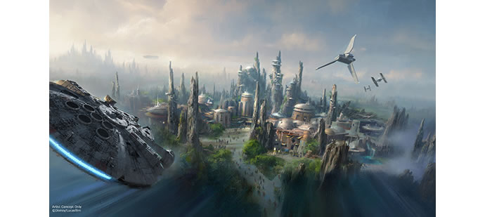 Disney Star Wars-themed parks 4