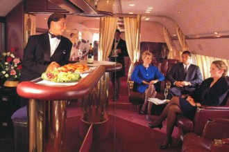 First class in the 80