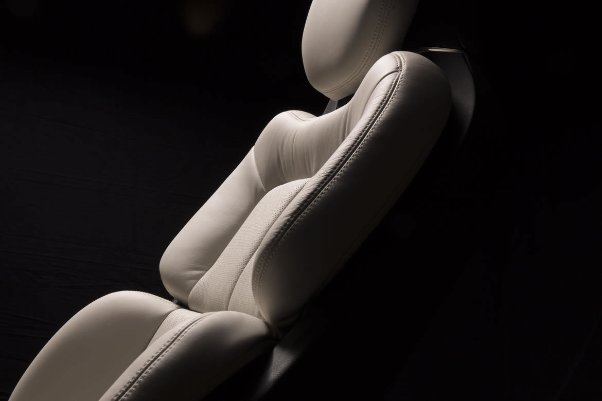 Ford new power seats 4