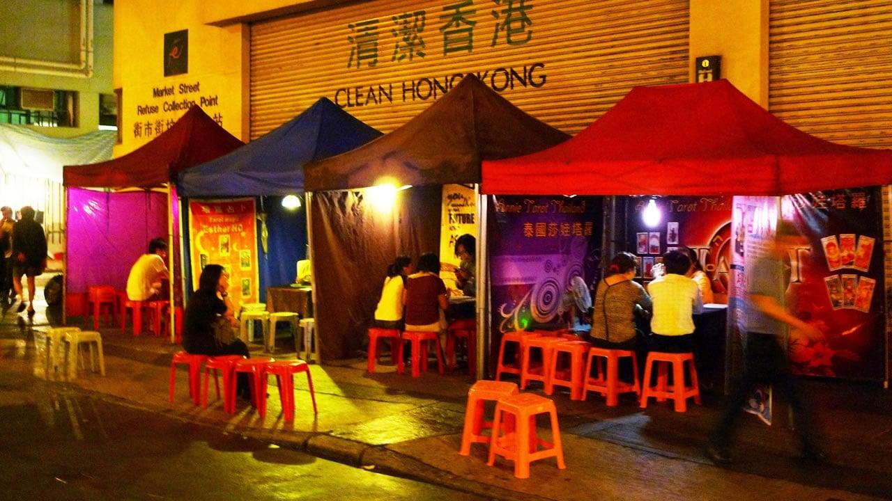 Fortune telling hong kong 2