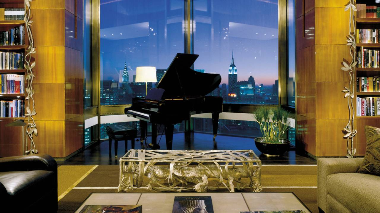 Four Seasons Ty Warner Penthouse