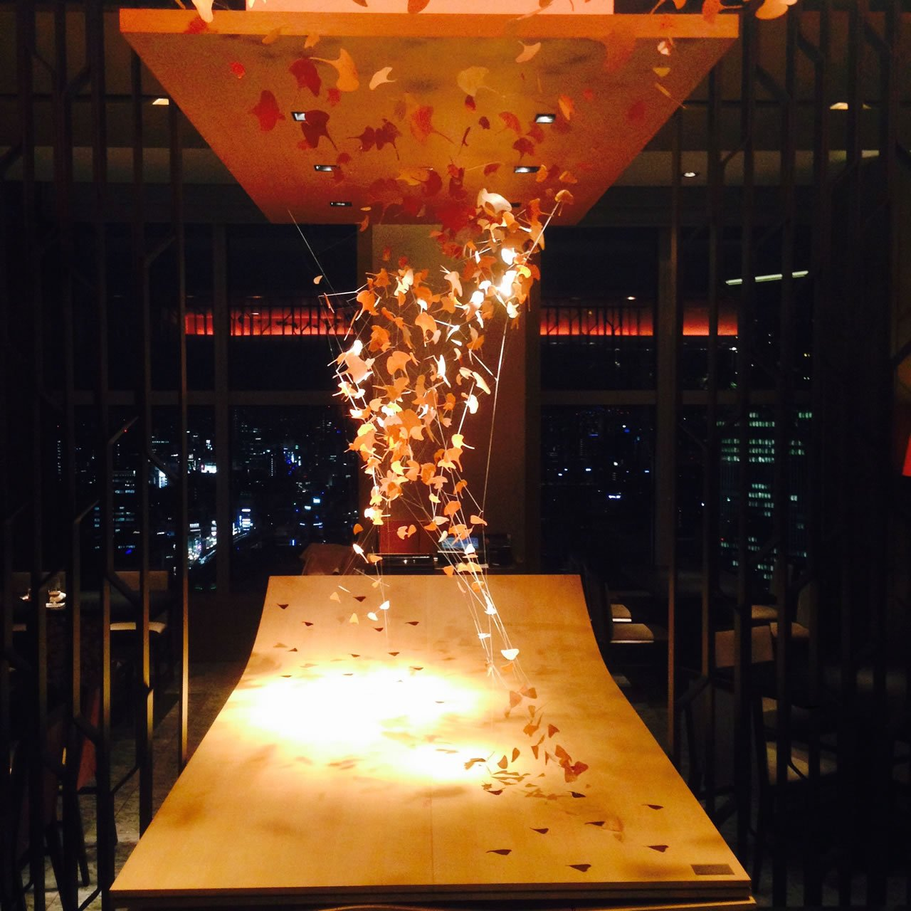 Where arts means Japanese cooking- Nadaman