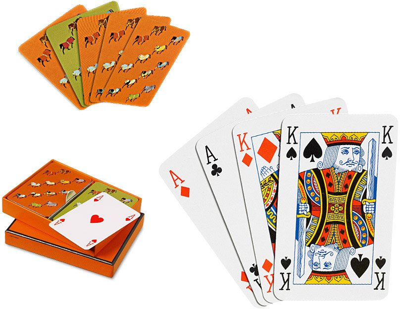 Hermes playing cards 2