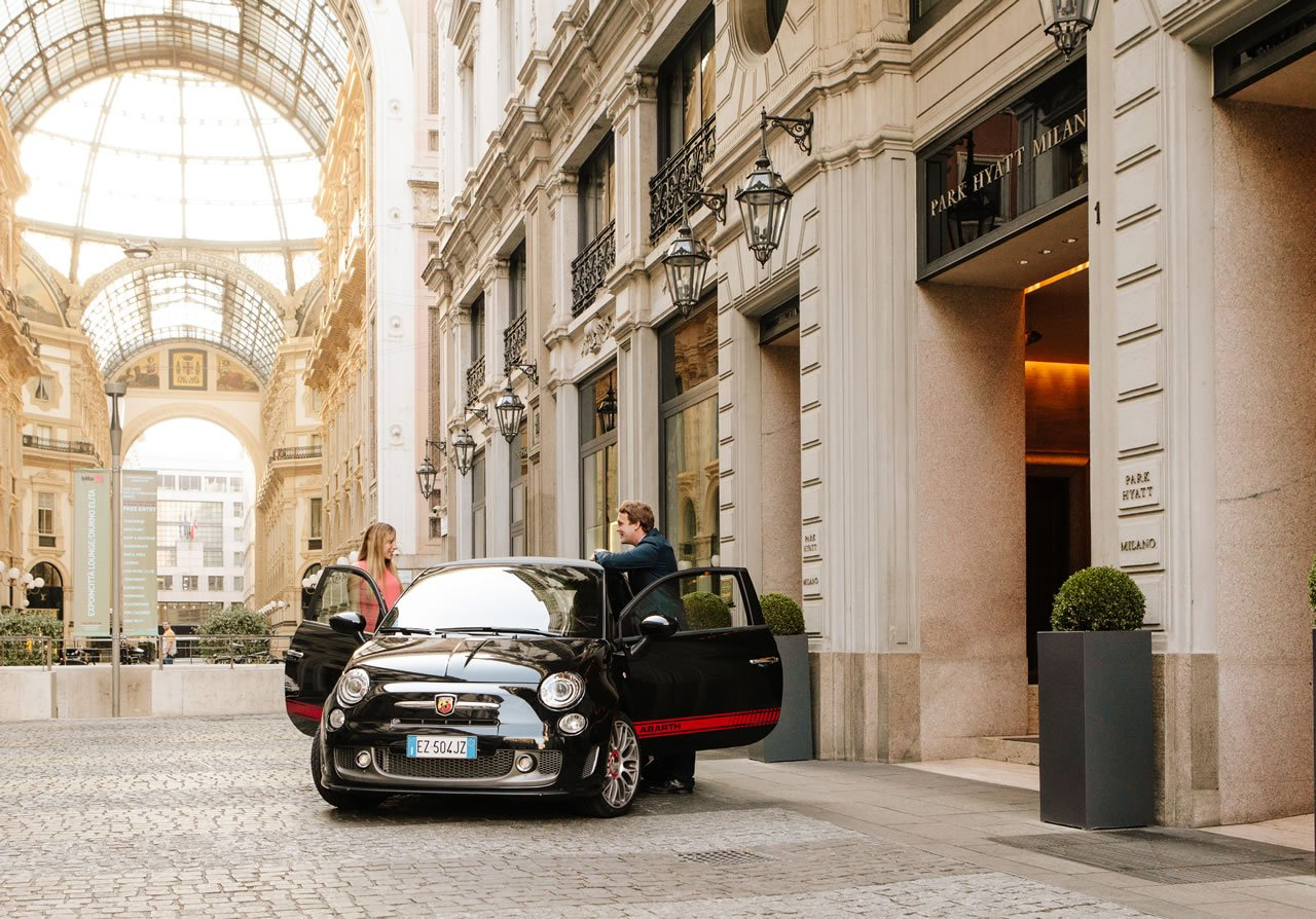 Hotels near Duomo Milan - DoubleTree by Hilton Hotel Milan