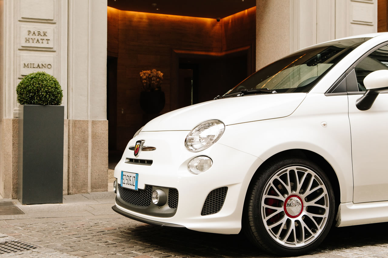 Hyatt Milan PHM and Abarth (5)