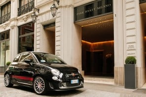 Hyatt Milan PHM and Abarth (6)