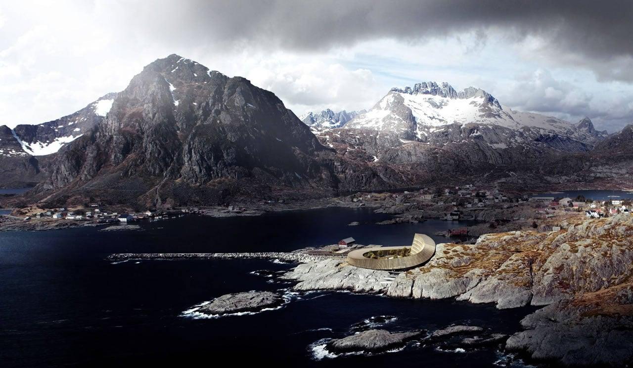 Lofoten Opera Hotel Norway 2