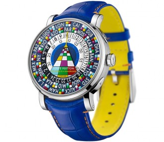 Louis Vuitton Escale Worldtime Watch 1