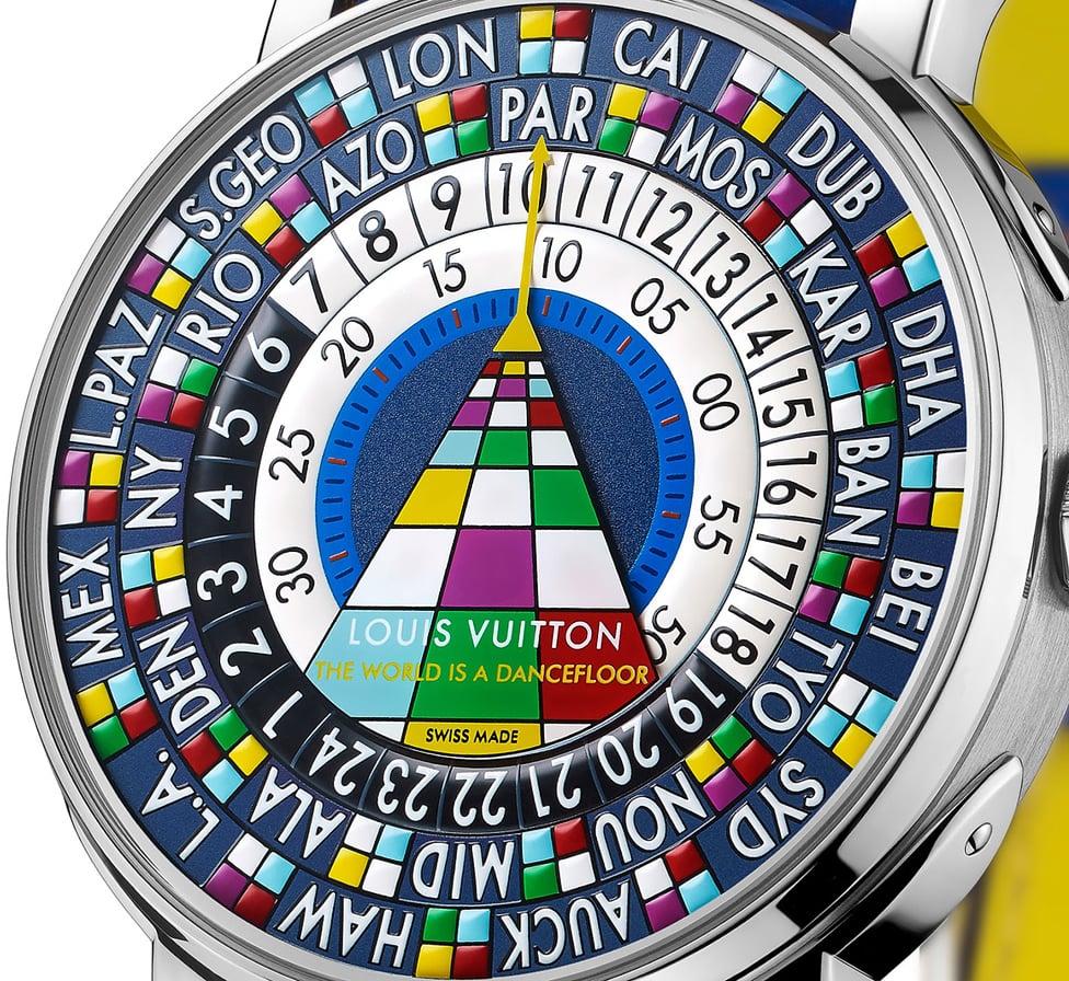 Louis Vuitton Escale Worldtime Watch 3