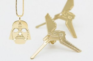 Malaika Raiss Launches Star Wars Jewelry Collection 1