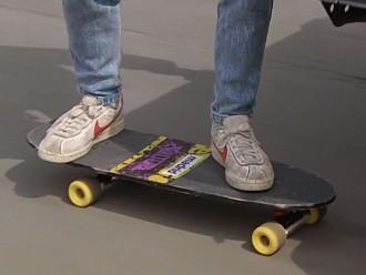 Marty McFly Madrid or Valterra skateboard 2