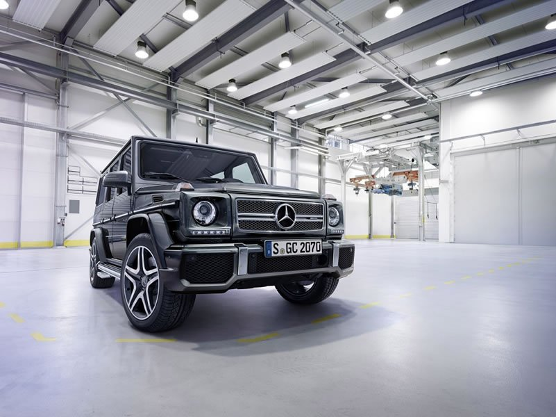 Mercedes Benz To Bring The 2016 G Series To U.S. Shores With Prices  Starting At $120,825