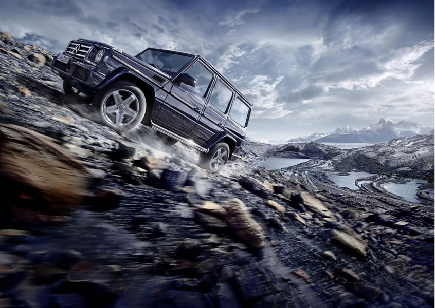 Mercedes benz to bring the 2016 g series to u s shores for Mercedes benz g series