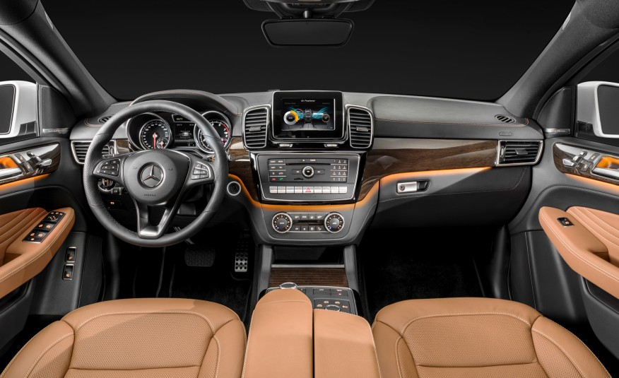 Mercedes Benz Announces The Pricing Of The 2016 Gle450 Amg