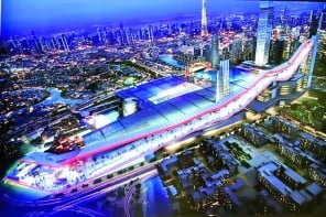 Meydan project bring ski slope in Dubai 1