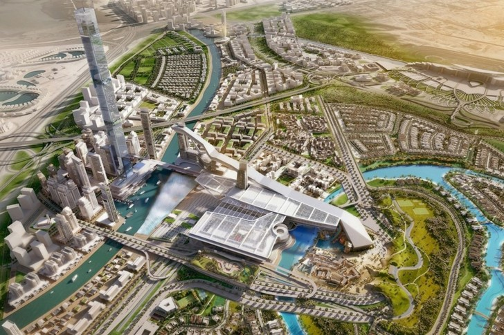 Meydan project bring ski slope in Dubai 2
