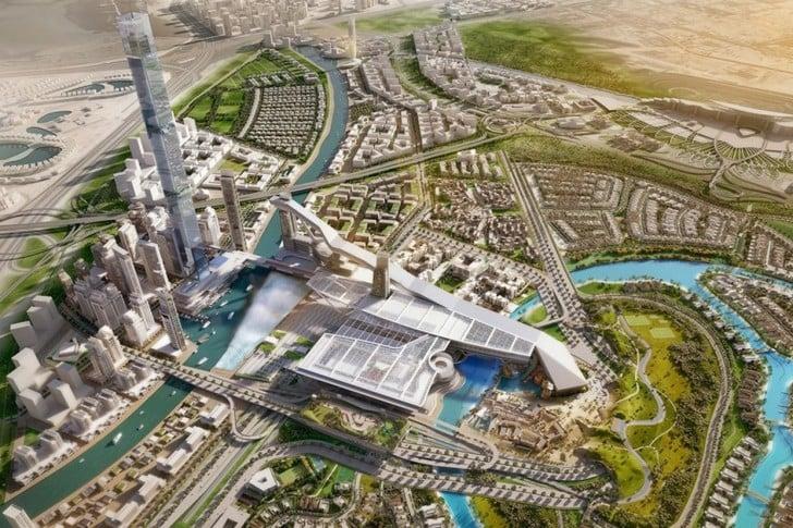 Meydan project bring ski slope in Dubai 2