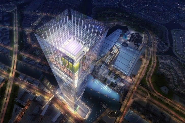 Meydan project bring ski slope in Dubai 3