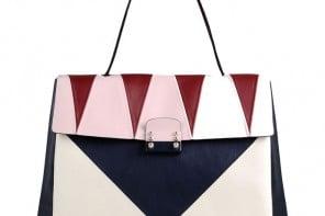 Multicolored debonair Valentino arm bag 1