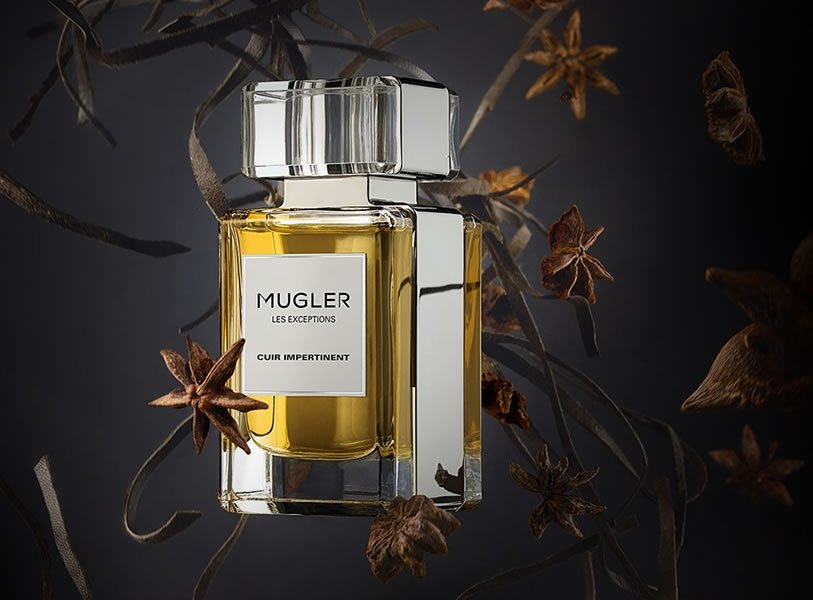 Thierry unveils a union of leather and star anise in his new Les Exceptions fragrance -