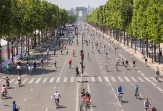 Paris ban French Car 1