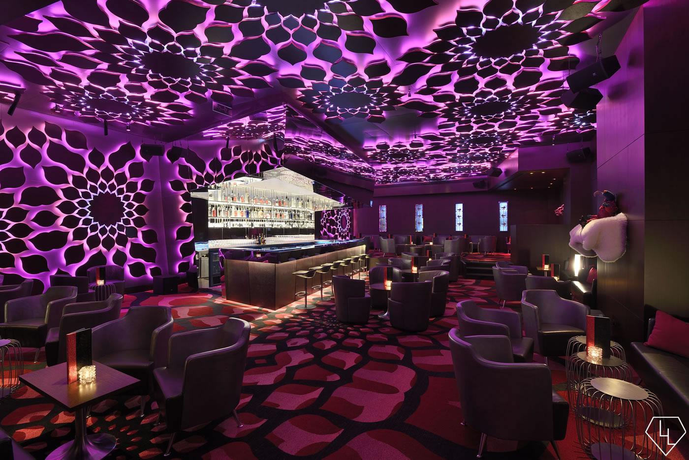 Design Notes U2013 A Look Inside The Trippy Razzmatazz Bar At The JW Marriott  Absheron Baku, Azerbaijan