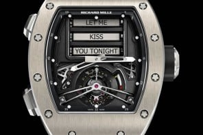 Richard Mille RM 69 Erotic Tourbillon watch 1