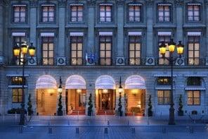 Ritz Paris opens reservations window